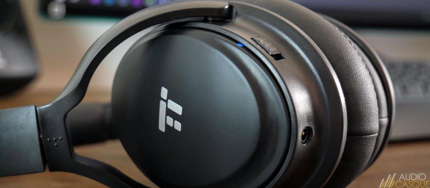 Casque à réduction active du bruit à moins de 100€