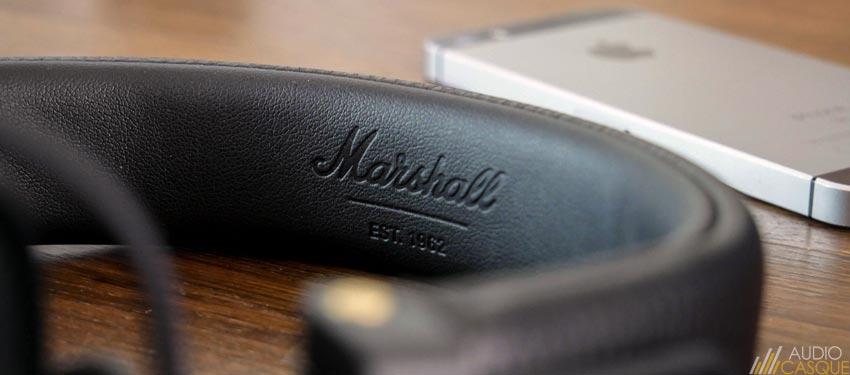 Casque sans-fil Marshall Major