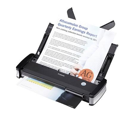 Le meilleur scanner portable - Canon P-215II