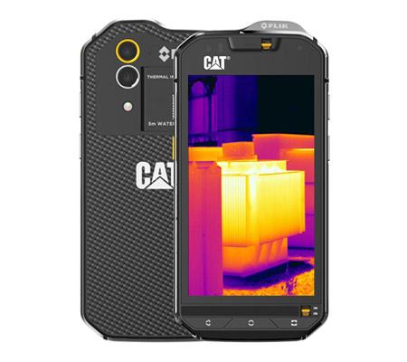 Smartphone avec caméra thermique - CAT S60