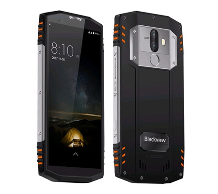 Smartphone incassable et design BlackView BV9000 Pro