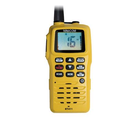 VHF portable Navicom - Un modèle étanche et solide
