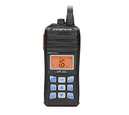 Orange Marine WPF 300 - Une VHF portable pas cher