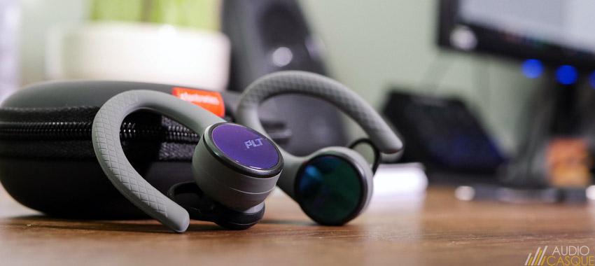 Ecouteurs bluetooth sans-fil pour sportifs