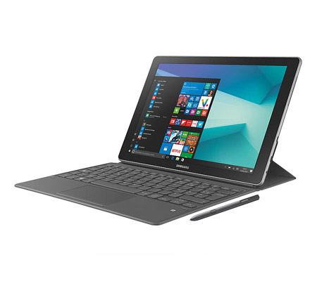 Tablette Samsung Galaxy Book avec Windows et clavier