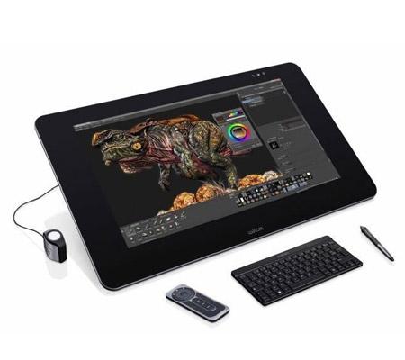 La meilleure tablette graphique avec écran - Wacom Cintiq 27QHD Touch
