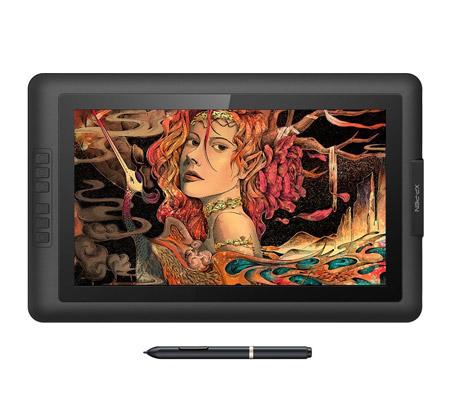Tablette graphique avec écran pas cher - XP-Pen Artist 15.6