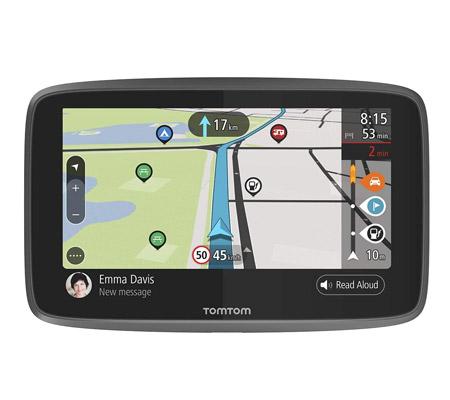TomTom GO Camper - Un GPS pour caravane et camping-car