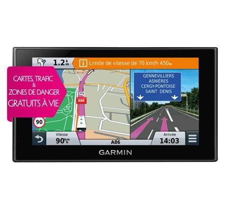 Garmin Camper 660 - Un GPS parfaitement adapté aux camping-car et caravane