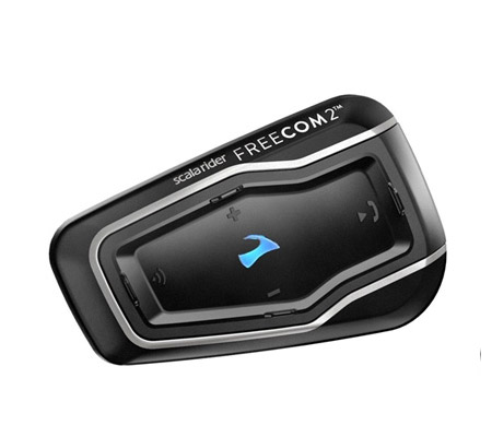 Cardo Scala Freedom 2 - Un intercom Bluetooth pour pilote et passager