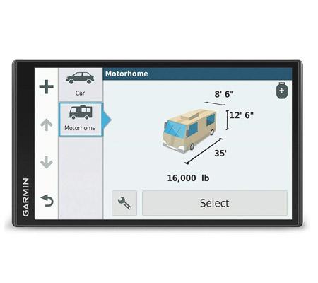 Garmin Camper 770 - Le meilleur GPS pour les camping-car