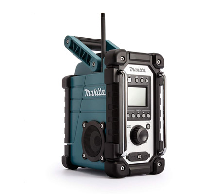Radio de chantier Makita - Pour écouter sa musique partout