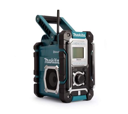 Makita DMR108 - Le top des radios pour chantier ?