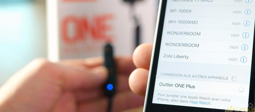 Les écouteurs sont compatibles Bluetooth 4.2