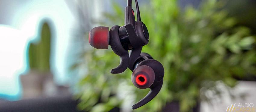 Ecouteurs sport Bluetooth de Creative