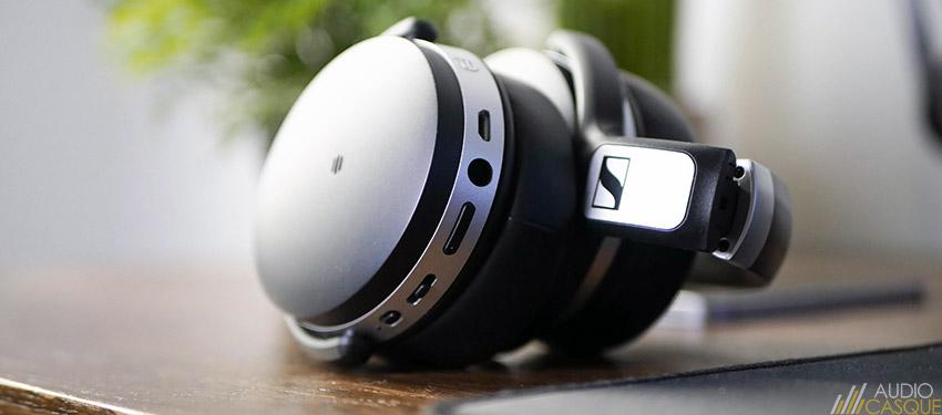 Casque Bluetooth ANC pas cher