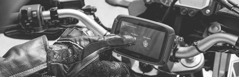 Les meilleurs GPS moto