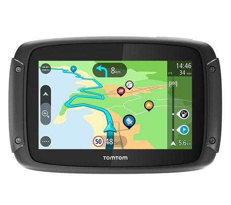 TomTom Rider 500 - Le GPS idéal des motards