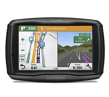 Garmin Zumo 595 LM - Le meilleur GPS pour la moto