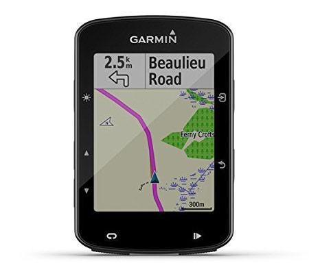 Garmin Edge 520 Plus - Un excellent GPS pour les cyclistes ou le VTT
