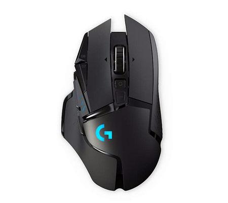 Logitech G502 Lightspeed - La meilleure souris gamer sans fil