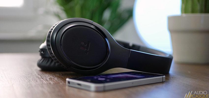 Un casque Bluetooth au bon rapport qualité/prix