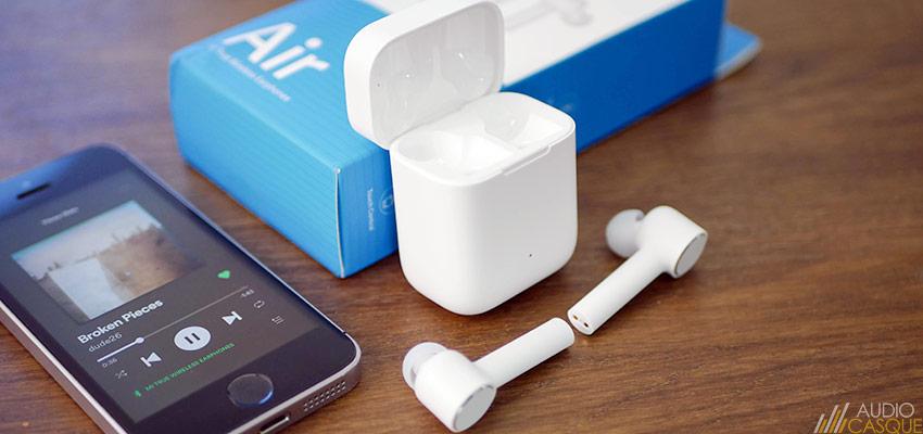 Xiaomi AirDots Pro - Des écouteurs True Wireless à moins de 100€