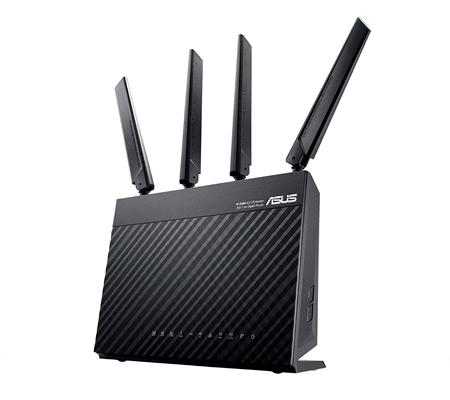 ASUS 4G AC68U - Le meilleur routeur 4G du marché