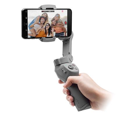 Stablisateur smartphone 3 axes : DJI Osmo Mobile 3