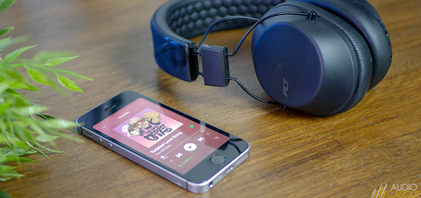 Le casque est compatible Bluetooth 5.0