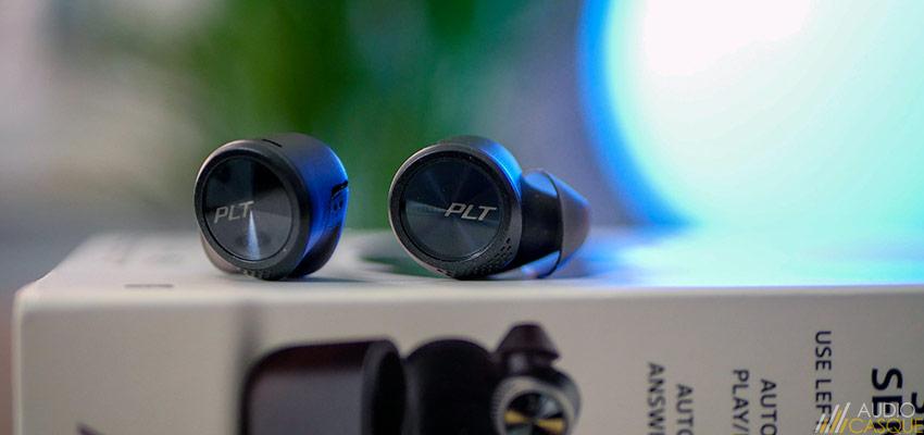 Ecouteurs True-Wireless Plantronics BackBeat Pro 5100
