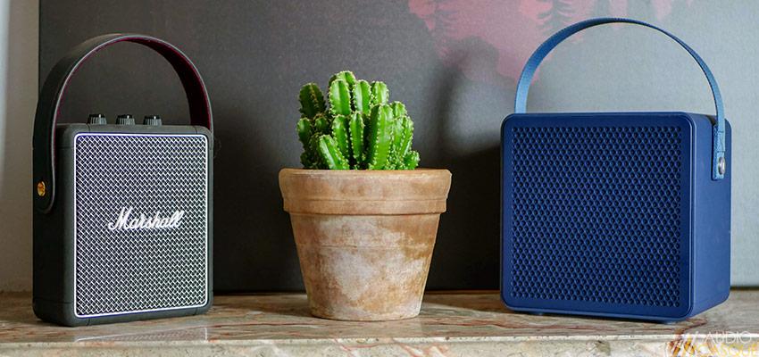 Enceinte Bluetooth Marshall et Urbanears