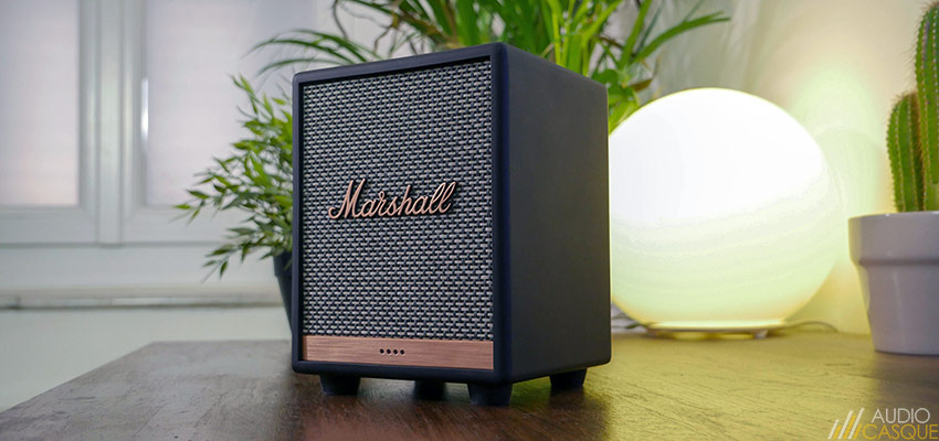 Enceinte Multiroom de Marshall